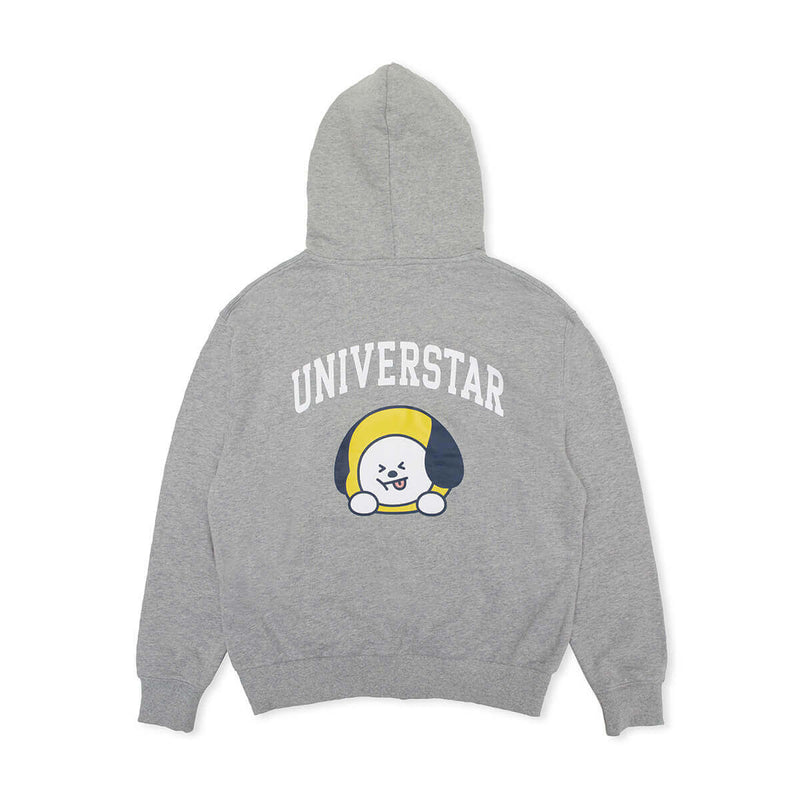 BT21 CHIMMY Heart Cotton Hoodie