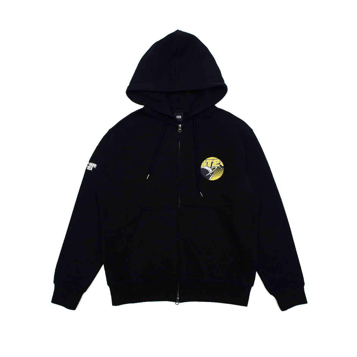 BT21 CHARACTERS Space Squad Zip Up Hooded