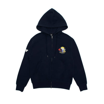 BT21 CHIMMY Space Squad Zip Up Hooded