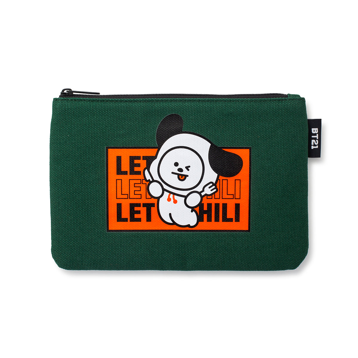 BT21 CHIMMY Bite Pouch