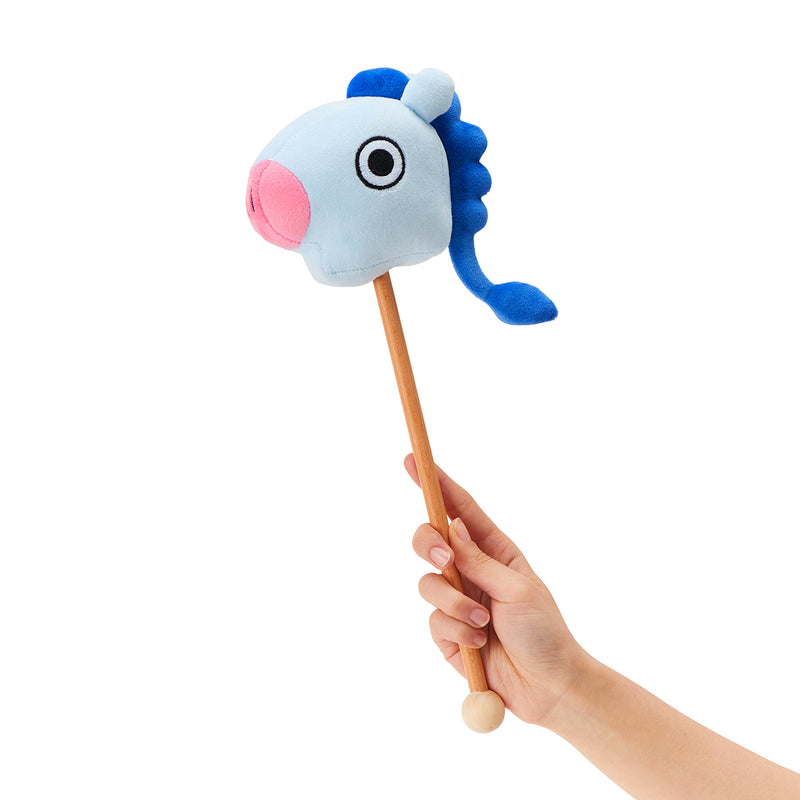 BT21 MANG Plush Face Massage Stick