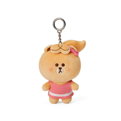MINI CHOCO Baby Body Bag Charm 4.3""