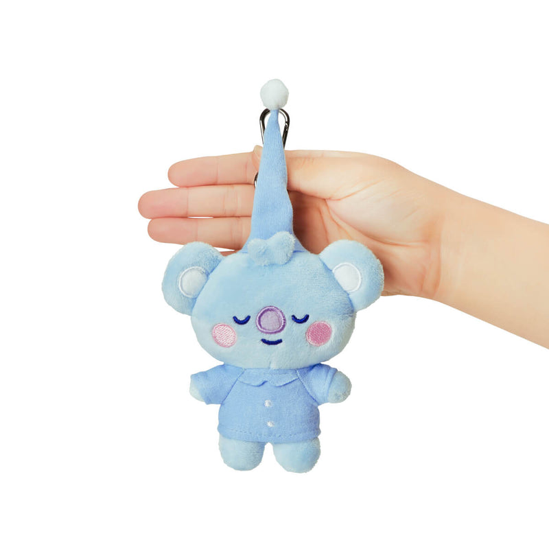 BT21 KOYA Dream of Baby Bag Charm