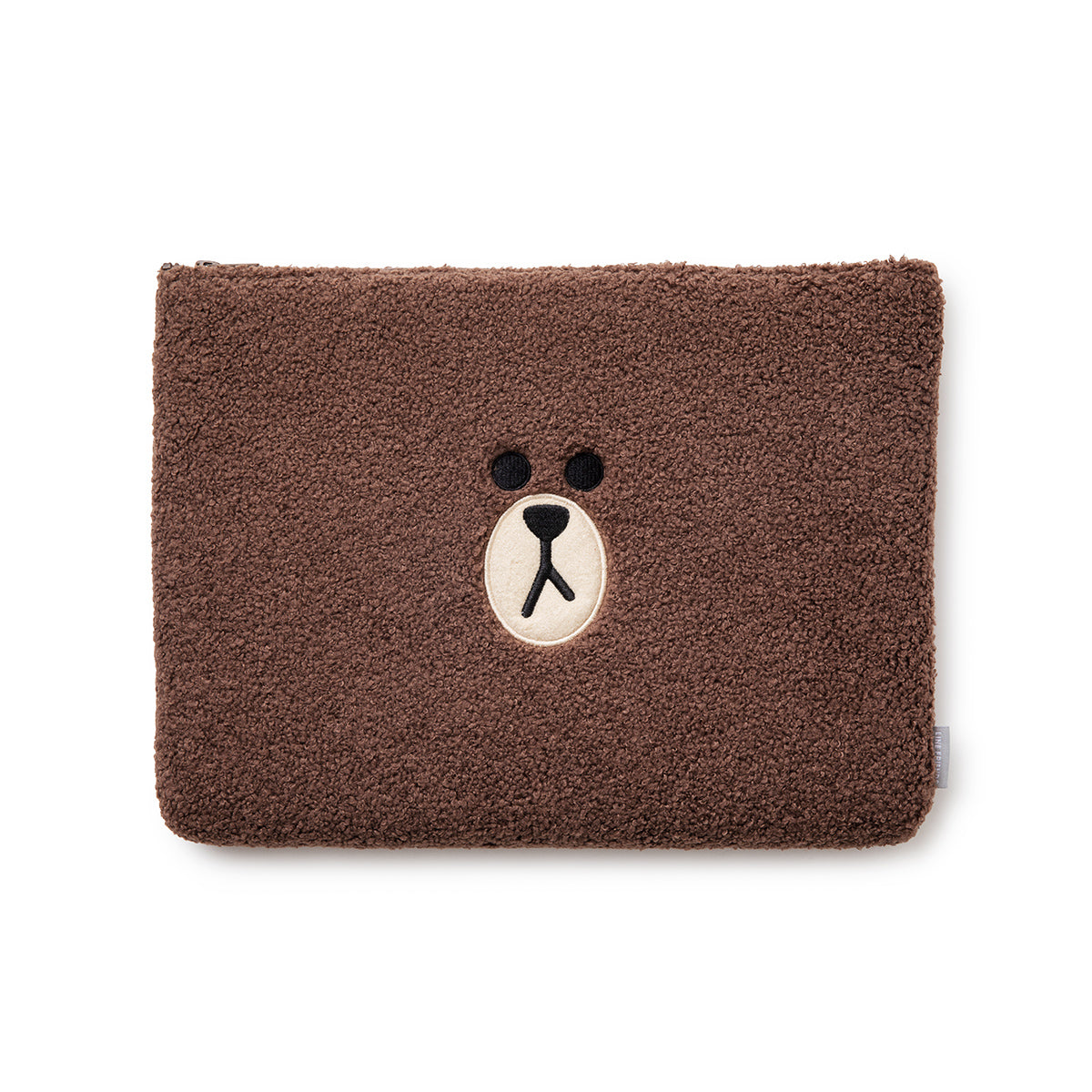 BROWN Ppogeul Laptop Sleeve 13""