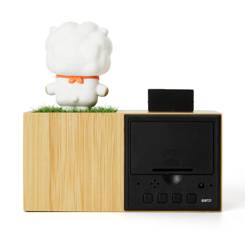 BT21 RJ BABY Digital Desk Clock