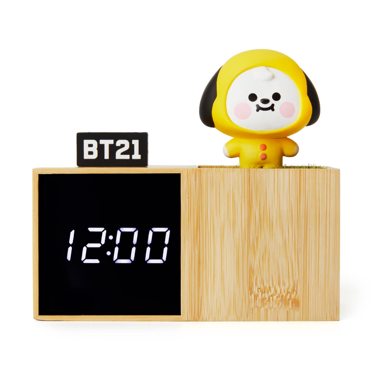 BT21 CHIMMY BABY Digital Desk Clock