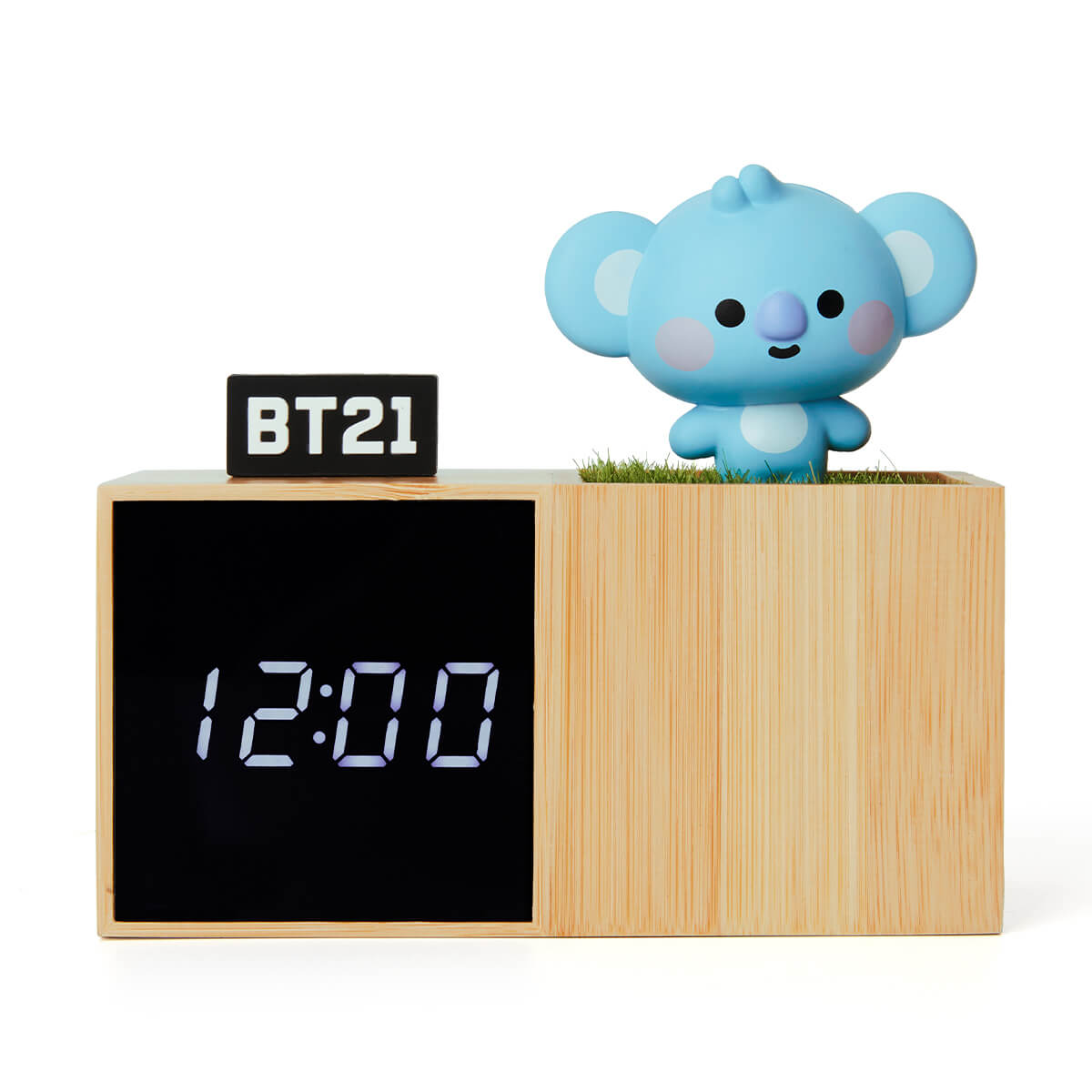 BT21 KOYA BABY Digital Desk Clock
