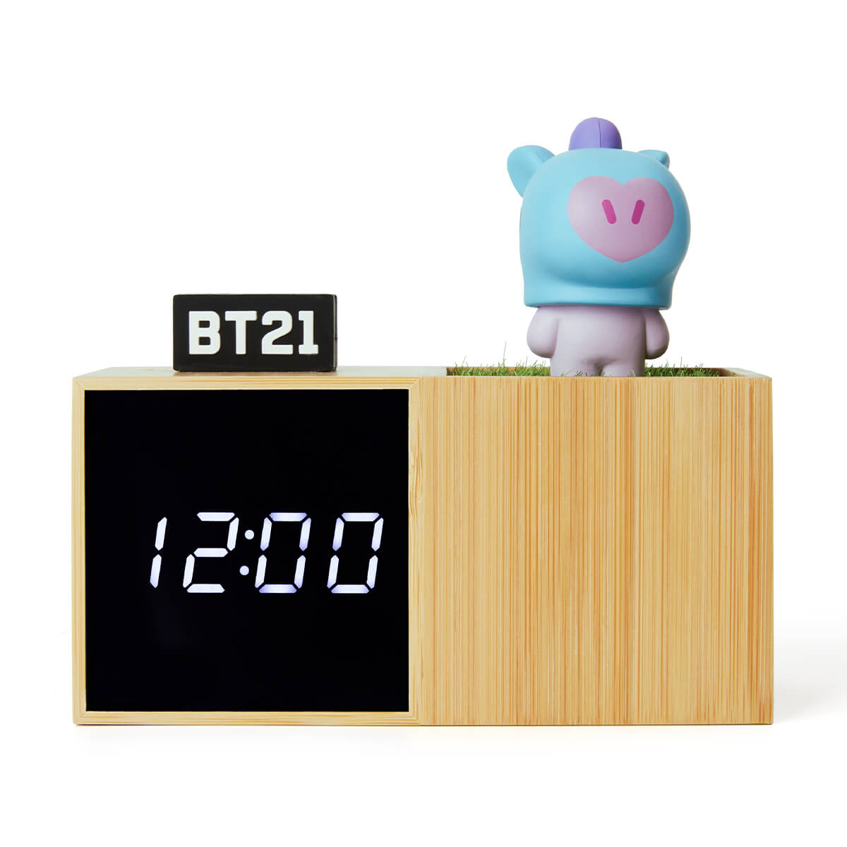 BT21 MANG BABY Digital Desk Clock