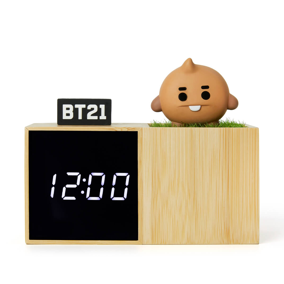 BT21 SHOOKY BABY Digital Desk Clock