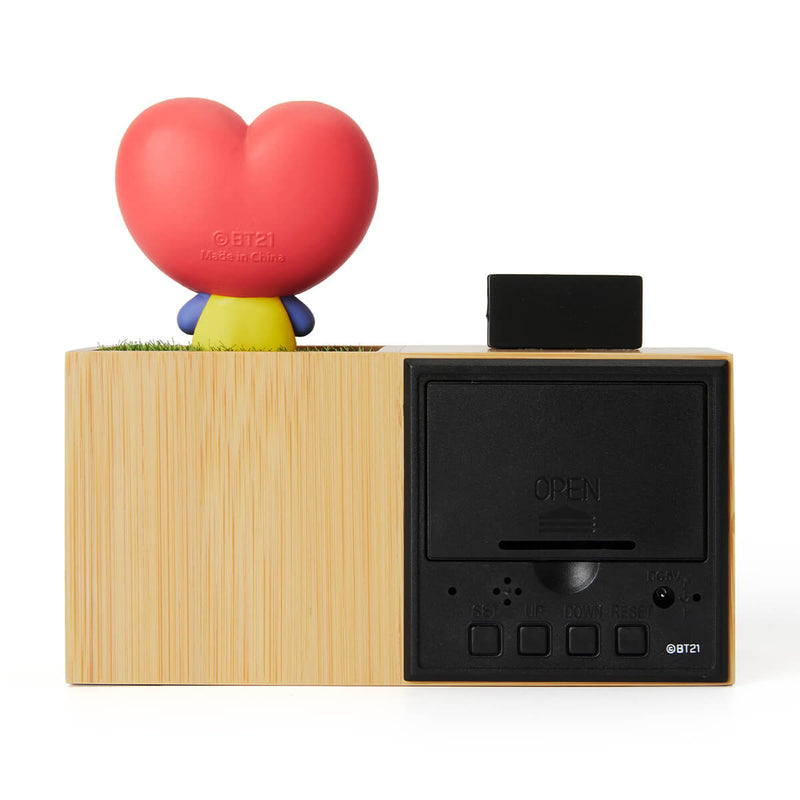 BT21 TATA BABY Digital Desk Clock