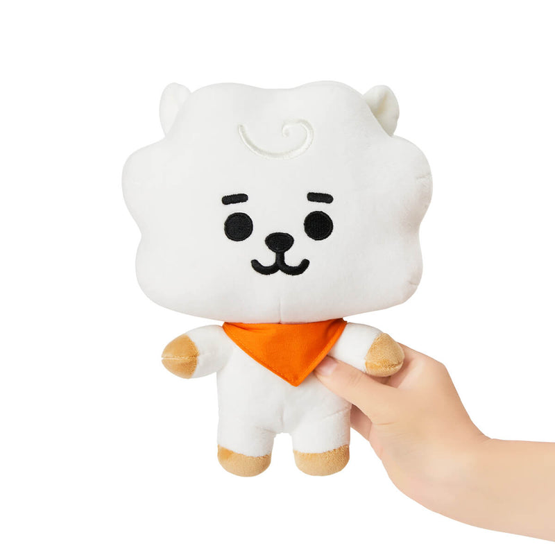 BT21 RJ  BABY Lighting Standing Doll