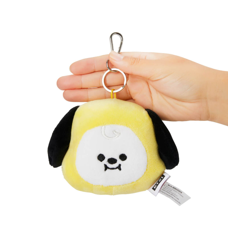 BT21 CHIMMY BABY Lighting Bag Charm Doll