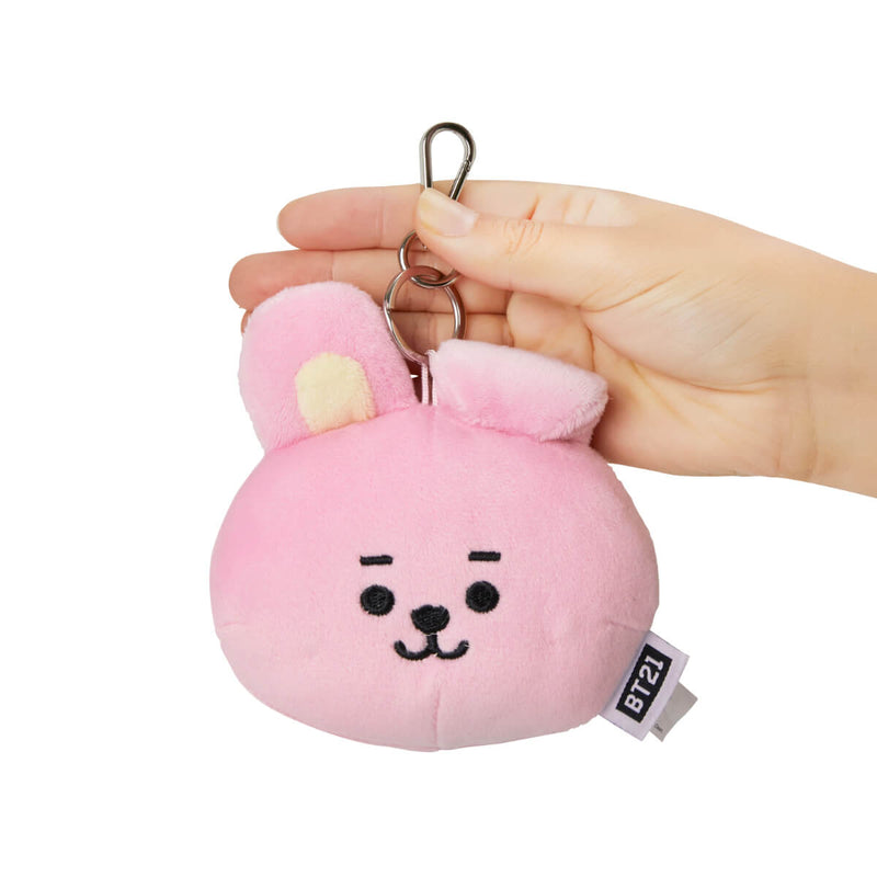 BT21 COOKY BABY Lighting Bag Charm Doll