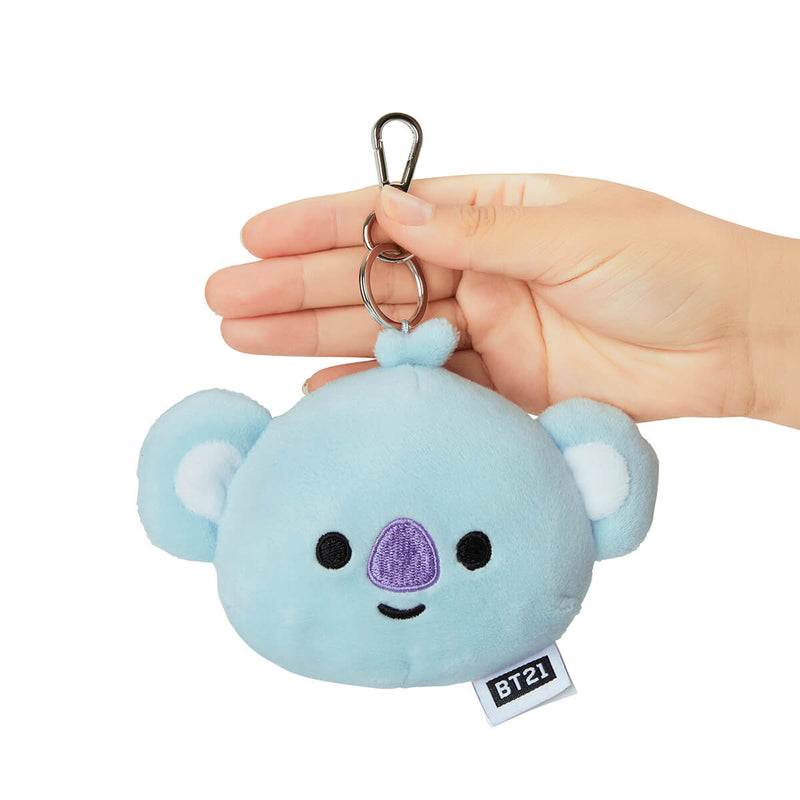 BT21 KOYA BABY Lighting Bag Charm Doll