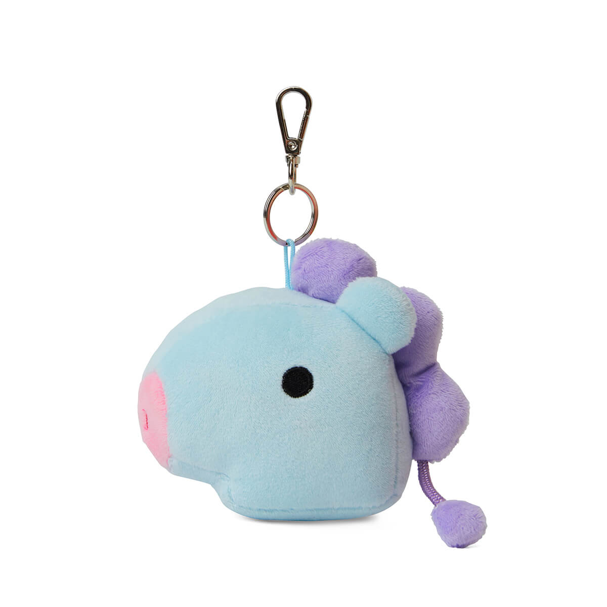 BT21 MANG BABY Lighting Bag Charm Doll