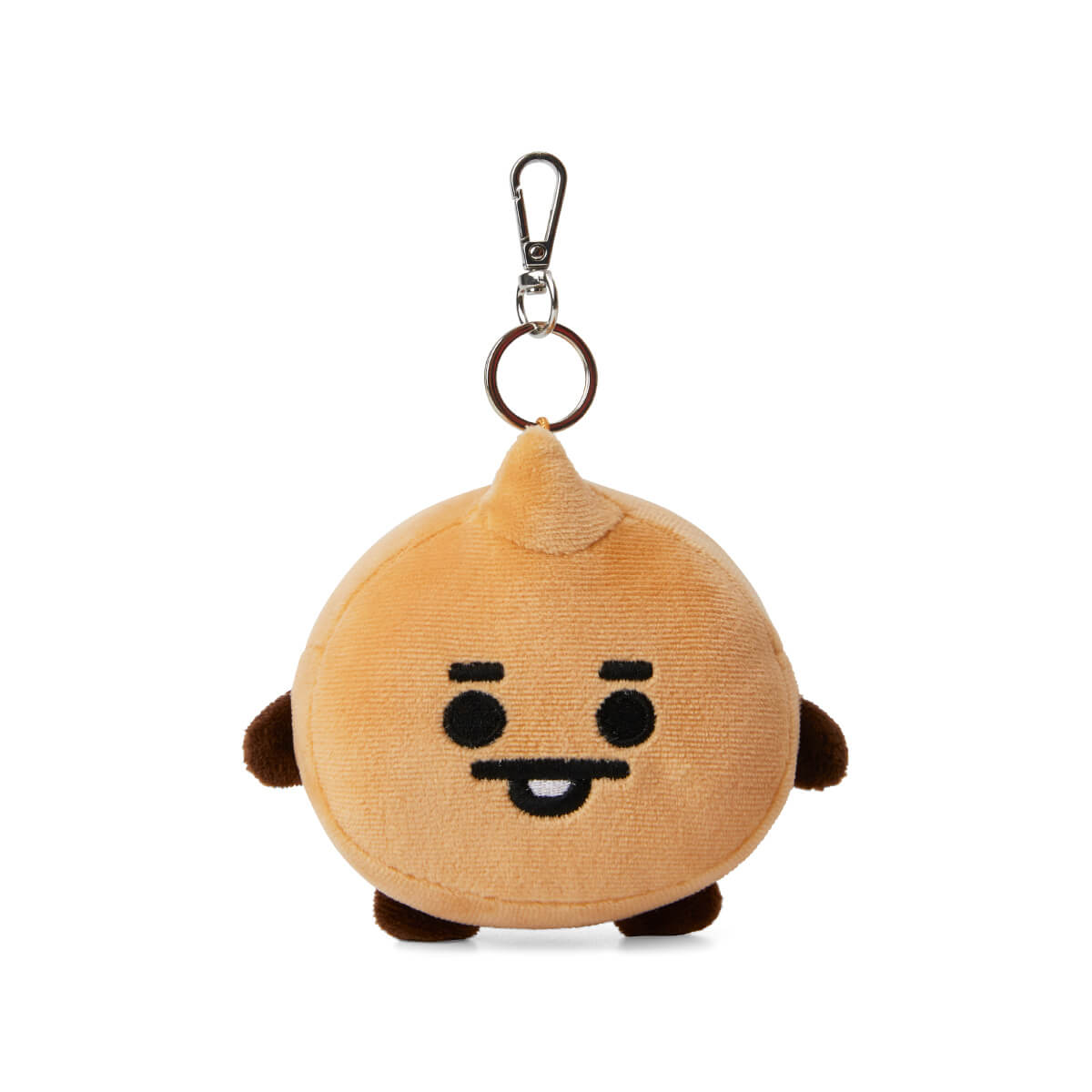 BT21 SHOOKY BABY Lighting Bag Charm Doll