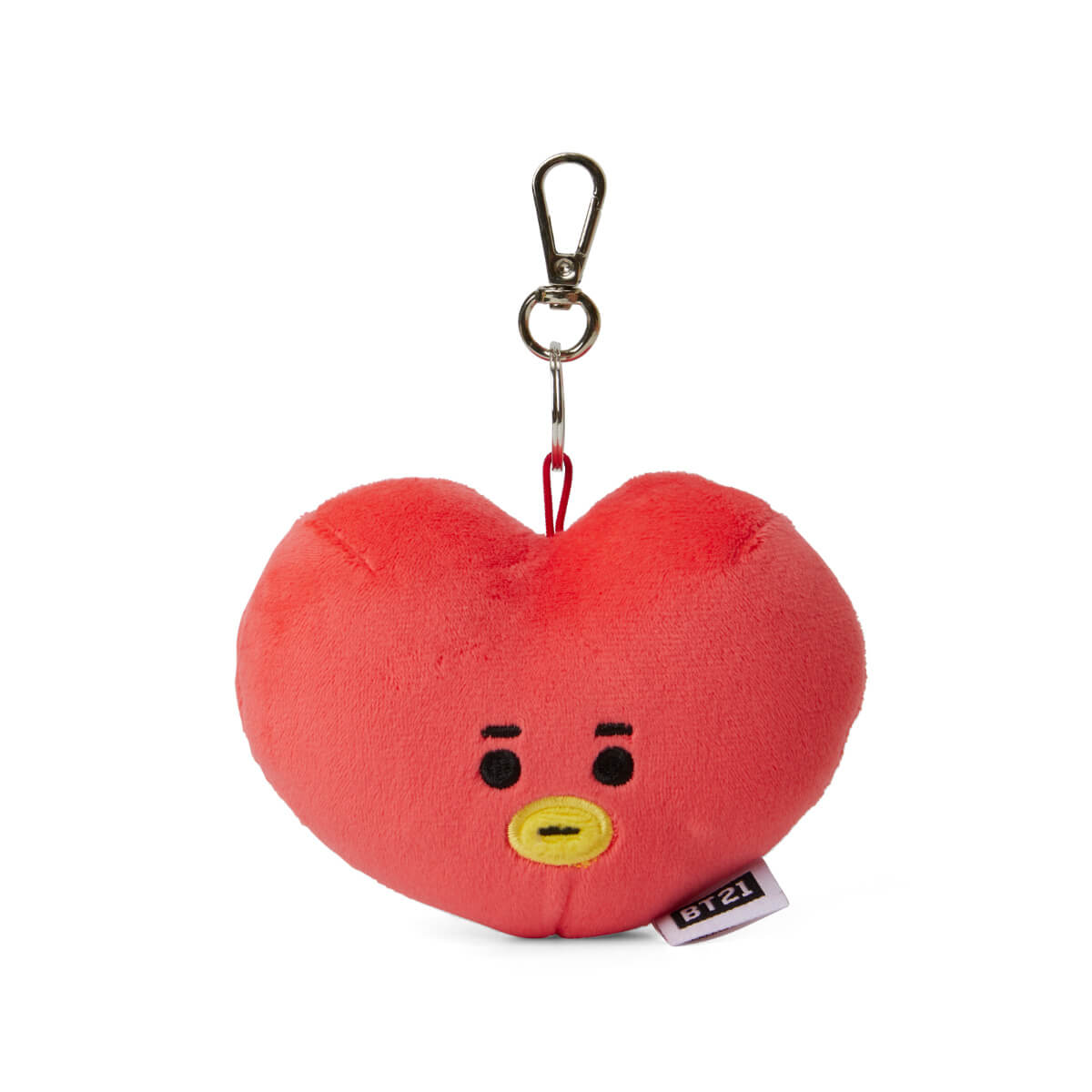 BT21 TATA BABY Lighting Bag Charm Doll