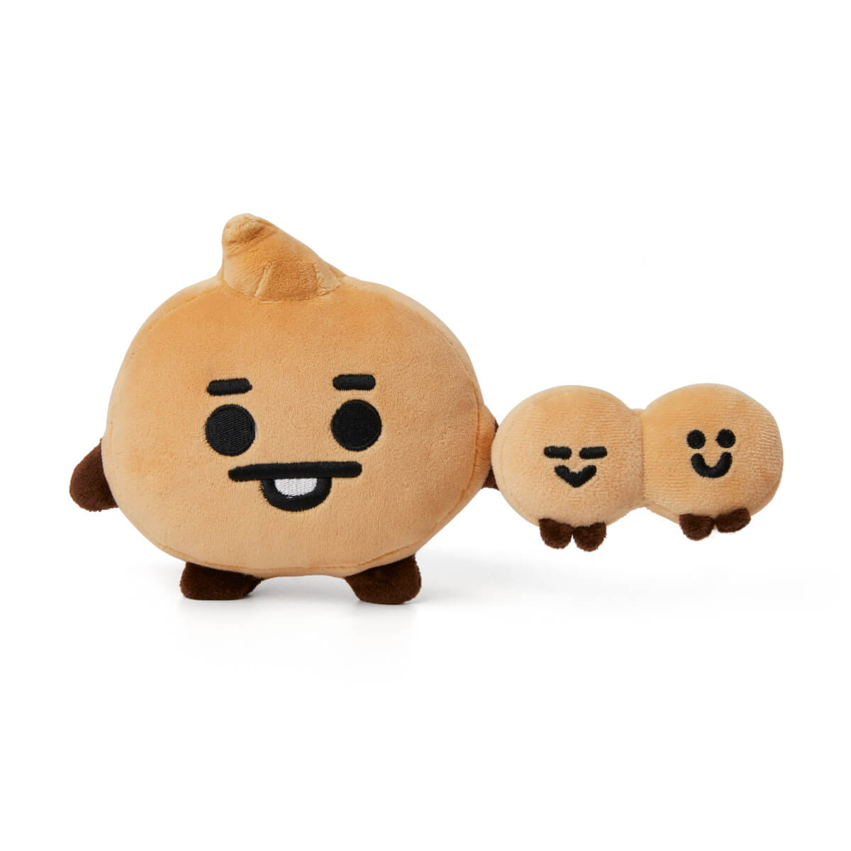 BT21 SHOOKY BABY Lighting Standing Doll