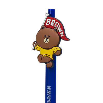 BF BROWN University Gel Pen