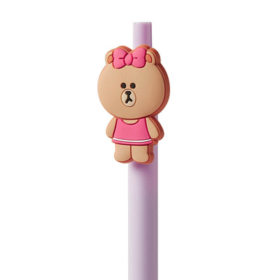 LINE FRIENDS CHOCO Gel Pen II