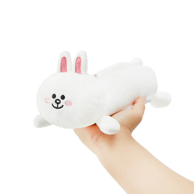 CONY Plush Lying Pencil Case