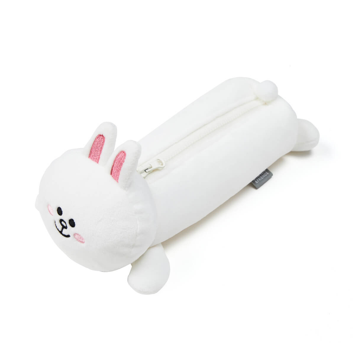 LINE FRIENDS CONY Plush Lying Pencil Case