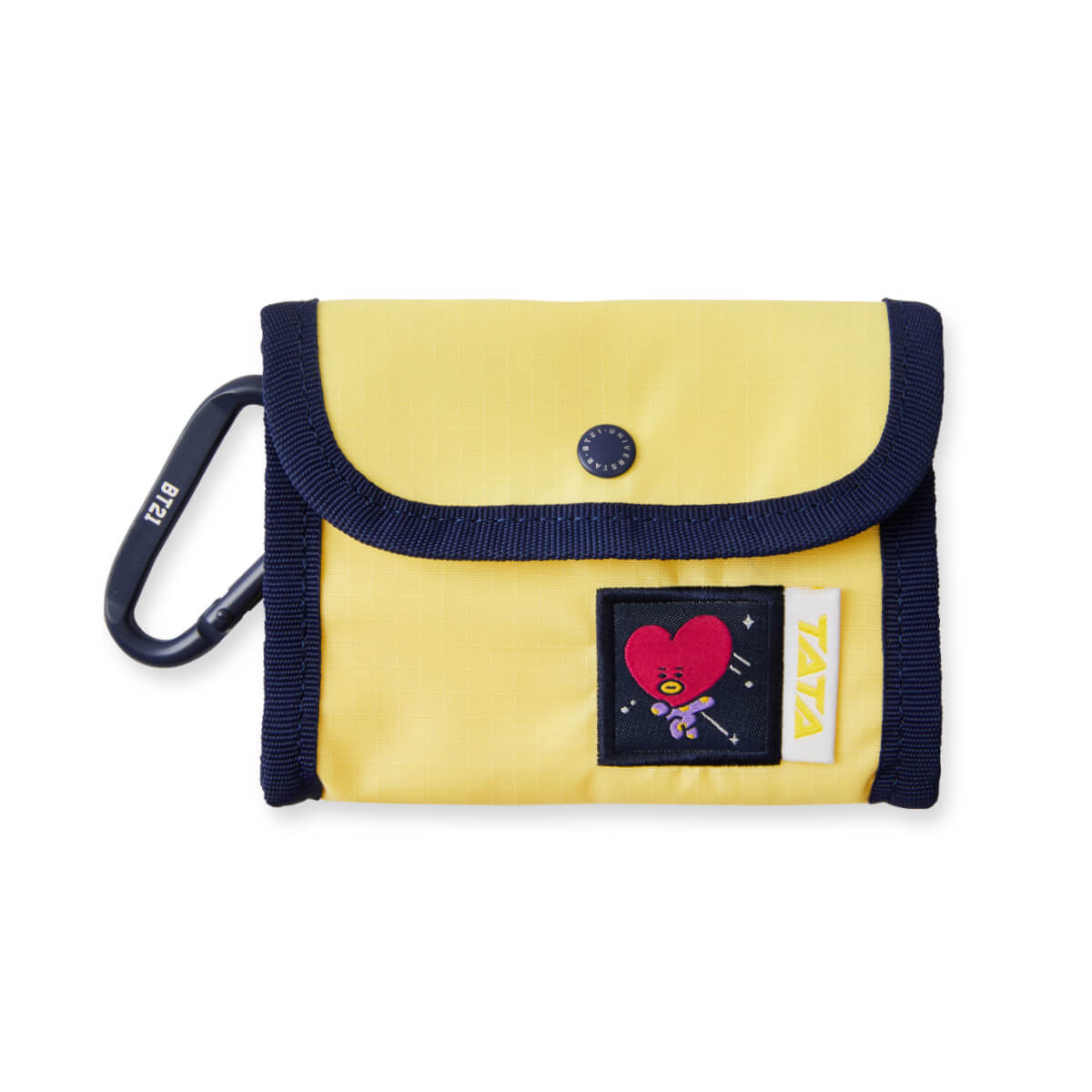 BT21 TATA SPACE WAPPEN Ripstop Pouch