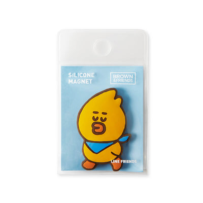 LINE FRIENDS SALLY FRIENDS LOUIE Silicone Magnet