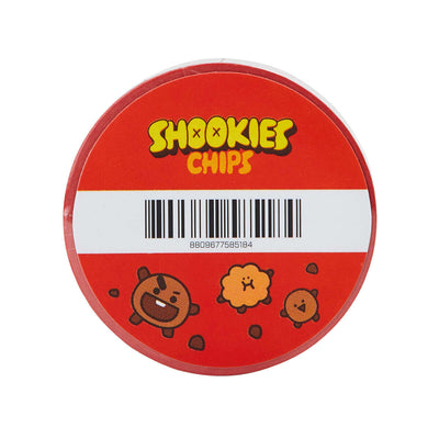 BT21 SHOOKY Sweet Masking Tape