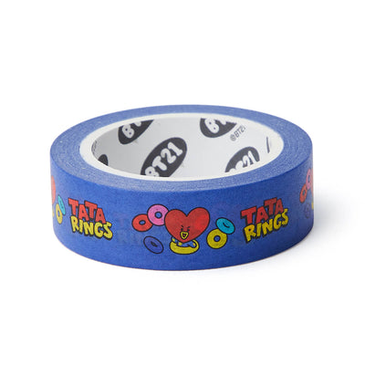 BT21 TATA Sweet Masking Tape