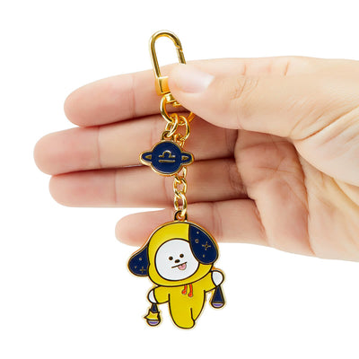 BT21 CHIMMY Universtar Metal Keyring