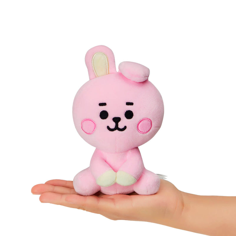 BT21 COOKY BABY Sitting Doll 4.7""