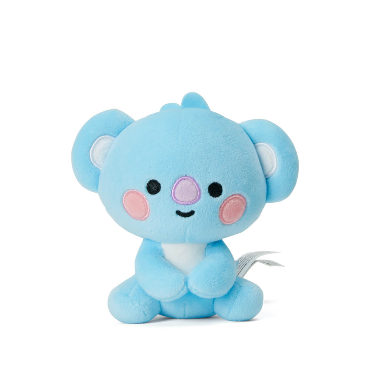 BT21 KOYA Baby Sitting Doll 4.7""