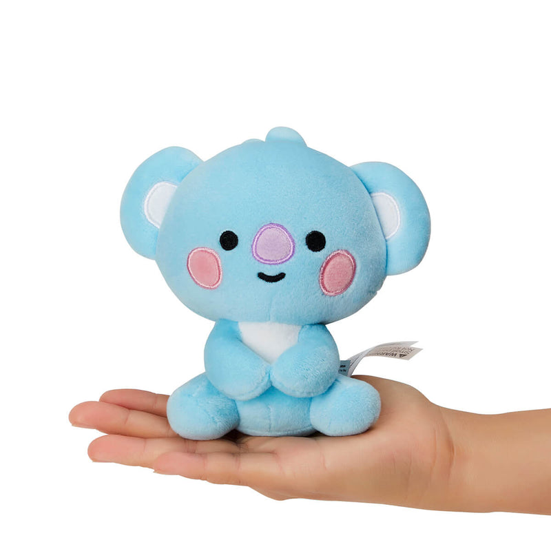 BT21 KOYA Baby Sitting Doll 4.7 inch