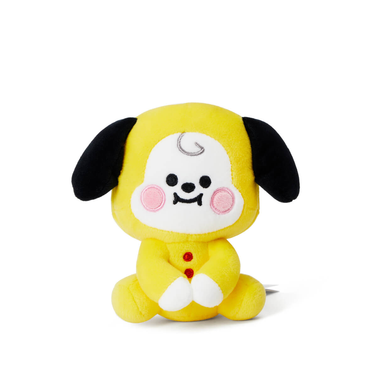 BT21 CHIMMY Baby Sitting Doll 4.7 inch