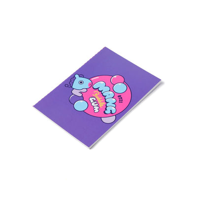 BT21 MANG Sweet Mini Notebook