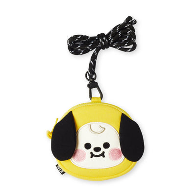 BT21 CHIMMY Baby Necklace Mini Pouch