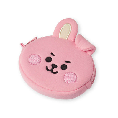 BT21 COOKY Baby Necklace Mini Pouch
