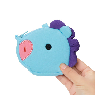 BT21 MANG BABY Necklace Mini Pouch
