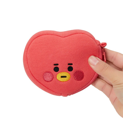 BT21 TATA BABY Necklace Mini Pouch