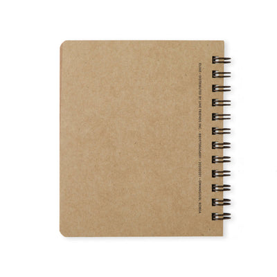BROWN & FRIENDS University Varsity Mini spiral notepad