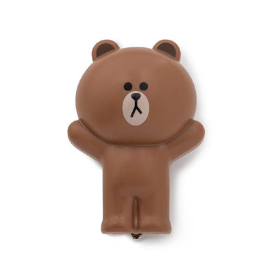 LINE FRIENDS BROWN Mini Stapler