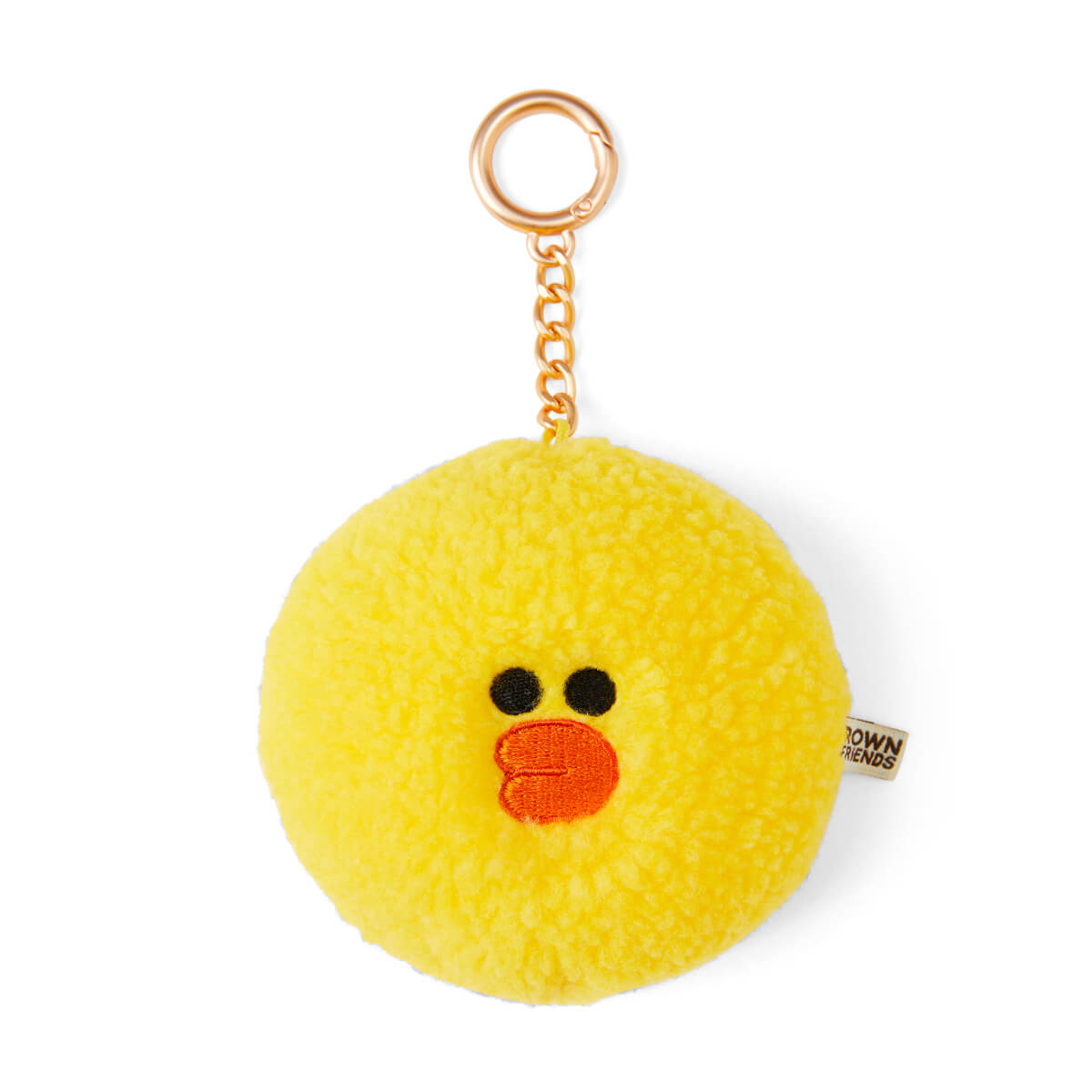 LINE FRIENDS SALLY Boucle Hand Mirror