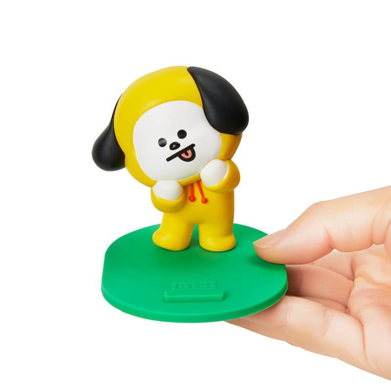 BT21 CHIMMY Figure Phone Stand 2