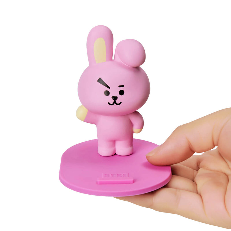 BT21 COOKY Figure Phone Stand 2