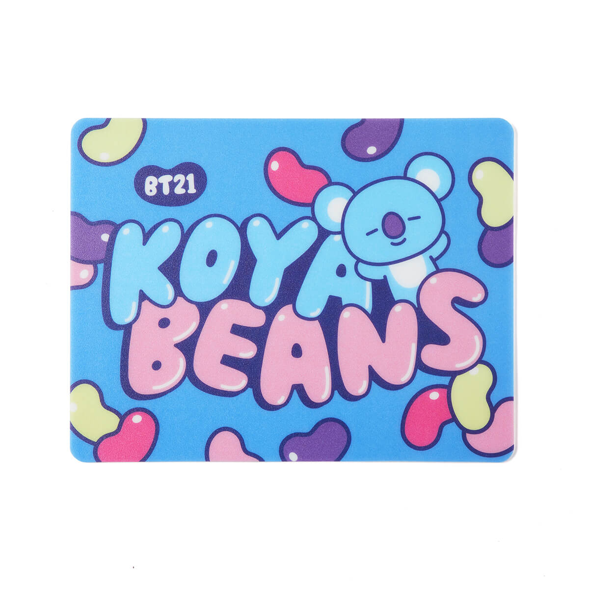 BT21 KOYA Sweet Mouse pad