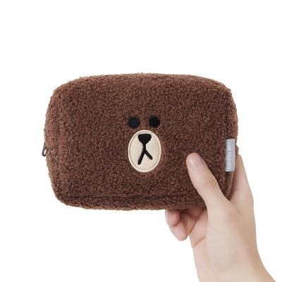 BROWN Ppogeul Multi Pouch