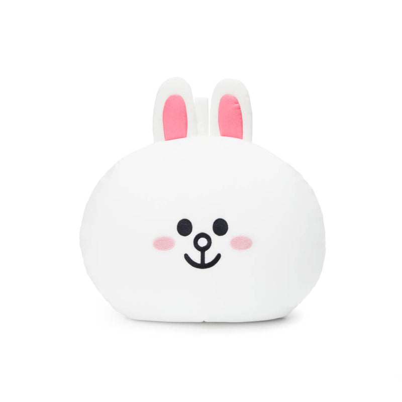 LINE FRIENDS CONY 2 in 1 Beads Neck Cushion