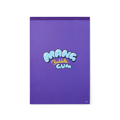 BT21 MANG Sweet B5 Notepad