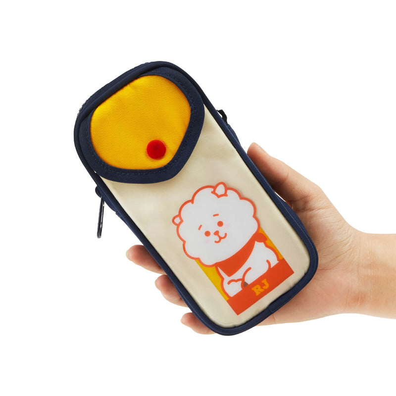 BT21 RJ Colorful Pencil Case